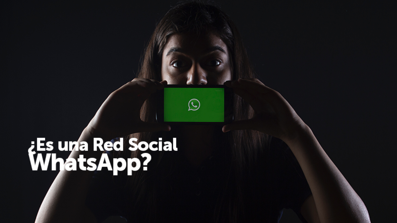 whatsapp es una red social