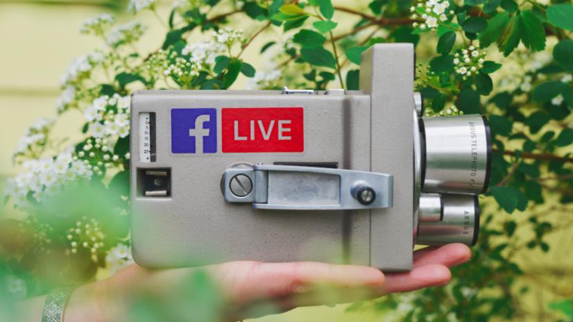 ¿Cómo se usa Facebook Live?