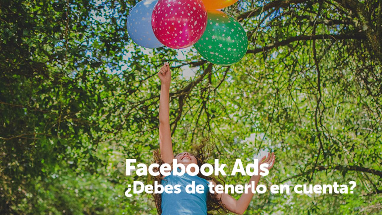 campañas en Facebook ads